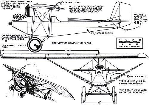 SaltOfAmerica Article - Can You Build an Airplane Out of Wood?