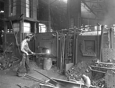 iron and steel of industrial chemistry The oldest iron and steel artifacts and  chemistry/d-block_elements  1999 technology of iron and steel in kodumanal  an ancient industrial.