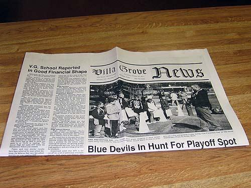 Small Town Papers are the Best   Flickr - Photo Sharing!